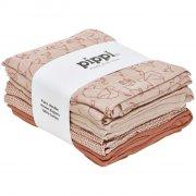 pippi stofbleer - 8-pack - sand - Babyudstyr