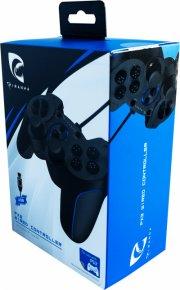 playstation 3 wired controller - px3 - Konsoller Og Tilbehør