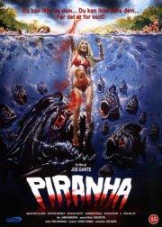 piranha - rædsler i dybet - DVD