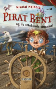 pirat bent og de stinkende sømænd - bog