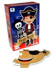 gulvpuslespil - pirat - Brætspil