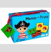 pirat memo huskespillet - Brætspil