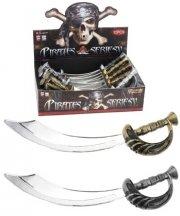 pirat sværd assorteret - Legetøjsvåben