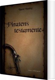 piratens testamente - bog