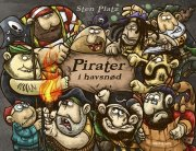 pirater i havsnød - bog