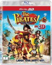 piraterne - 3D Blu-Ray