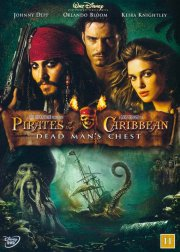 pirates of the caribbean 2 - død mands kiste / pirates of the caribbean - dead mans chest - DVD