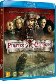 pirates of the caribbean 3 - ved verdens ende - Blu-Ray