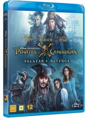 pirates of the caribbean 5 - salazars hævn - Blu-Ray