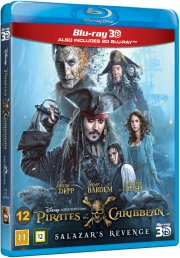 pirates of the caribbean 5 - salazars hævn - 3D Blu-Ray