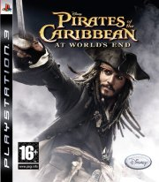 pirates of the caribbean: worlds end - PS3