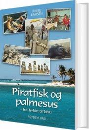piratfisk og palmesus - bog