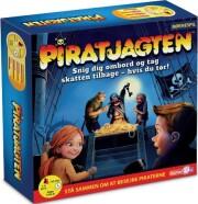 piratjagten - børnespil - Brætspil
