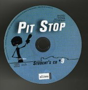 pit stop #9, student´s mp3-cd - CD Lydbog