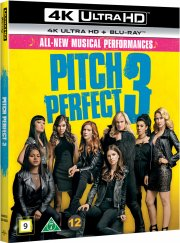 pitch perfect 3 - 4k Ultra HD Blu-Ray