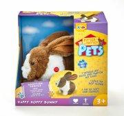 pitter patter pets - happy hoppy kanin - Interaktiv