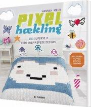 pixelhækling - bog