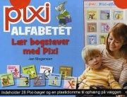 pixi-alfabetet - lær bogstaver med pixi - bog