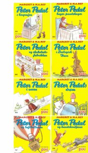 pixi serie 108 - peter pedal - bog