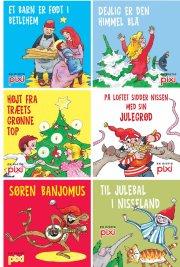pixi serie 113 - julesange - bog