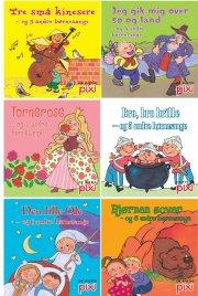 pixi serie 117 - børnesange - bog
