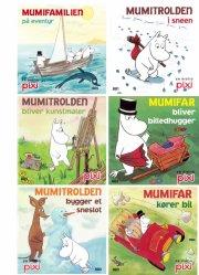 pixi serie 121 - mumi - bog