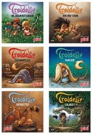 pixi serie 125: troldeliv - bog