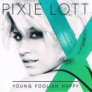 pixie lott - young foolish happy - cd
