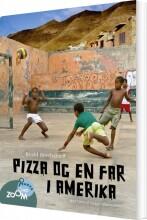 pizza og en far i amerika - bog