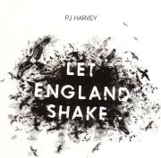 pj harvey - let england shake - cd