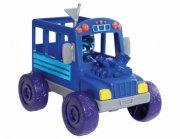 pyjamasheltene legetøj - night ninja bus - Køretøjer Og Fly