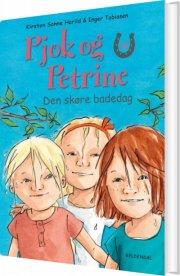 pjok og petrine 14 - den skøre badedag - bog