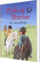 pjok og petrine 5 - en vild udflugt - bog