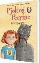 pjok og petrine 6 - ridestævnet - bog