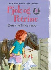 pjok og petrine 8 - den mystiske nabo - bog