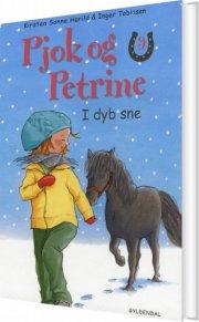 pjok og petrine 9 - i dyb sne - bog