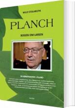 planch - bogen om larsen - bog