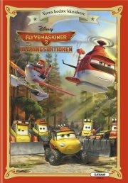 vores bedste klassikere: flyvemaskiner 2 redningsaktionen - bog