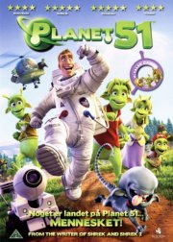 planet 51 - DVD