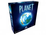 planet - brætspil - engelsk - Brætspil