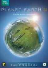planet earth 2 - bbc  - DVD