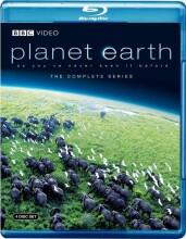 planet earth - bbc - den komplette serie - Blu-Ray