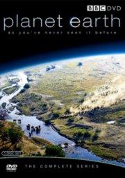 planet earth - bbc - den komplette serie - DVD