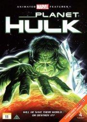 planet hulk - DVD