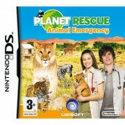 planet rescue: animal emergency - nintendo ds