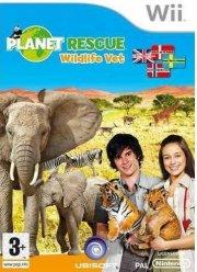 planet rescue: wildlife vet - wii