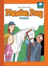 planeten pony - klokke - bog