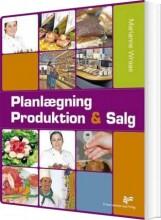 planlægning, produktion & salg - bog
