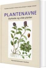 plantenavne - bog