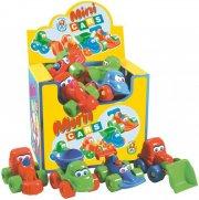 mini legetøjsbiler med øjne - plast - Udendørs Leg